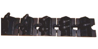 Trencher Parts - H-Plate Chain